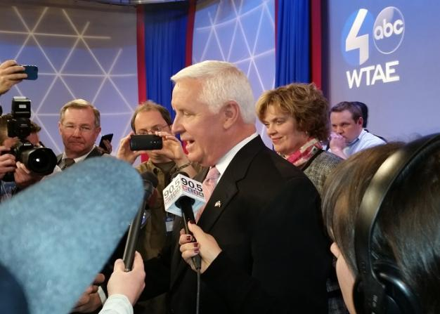 PA Governor Final Debate: Candidates Differ on Environment and