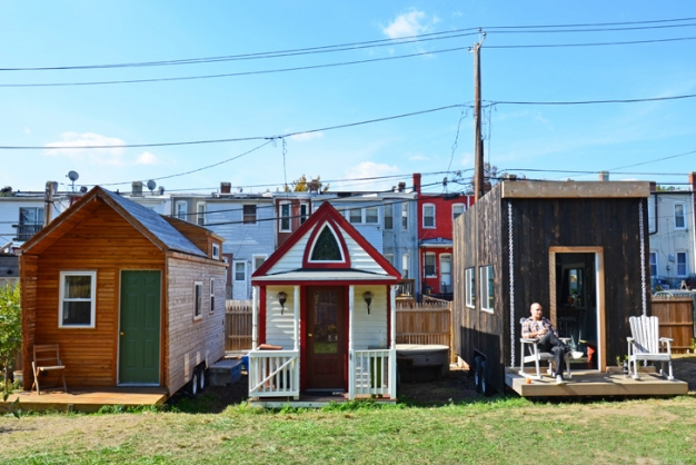 Tiny Houses Could Be the Next Big Thing for Shrinking Rust Belt